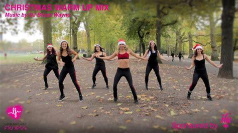 zumba warm  christmas mega mix youtube