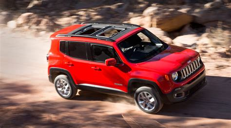 jeep renegade reviewed 2017 jeep renegade altitude