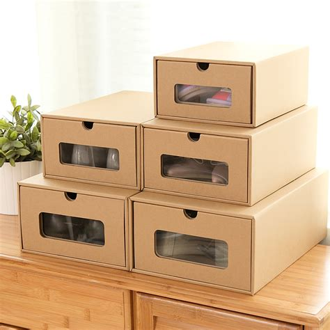 storage shoe box buy wholesale paper shoe box from china paper shoe