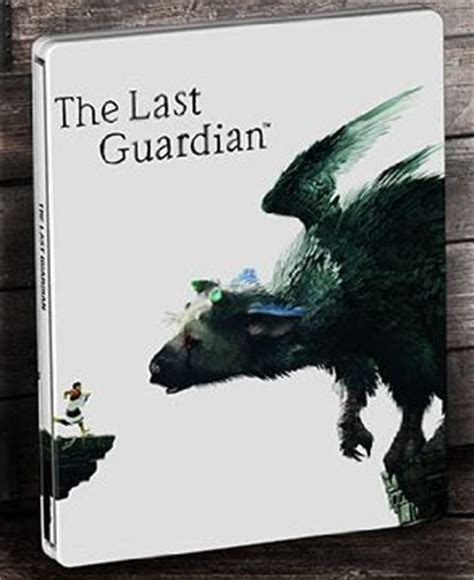 Ps4 The Last Guardian Collectors Edition ps4 the last guardian collector s edition incl steelbook hi def pop culture