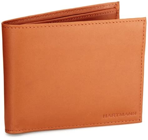 hartmann luggage belting leather removalbe id billfold