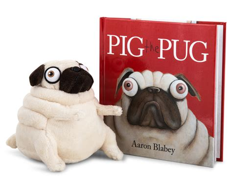 pig the pug books catchoftheday au pig the pug boxed book set w plush