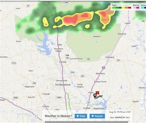 possible weather forecast discussion on the kingwood com