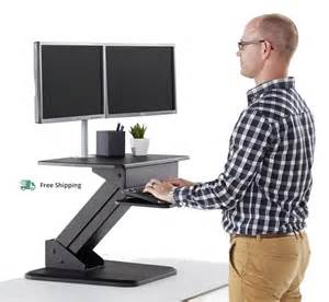 sit stand desk top workstation activdesk australian electric sit stand desks