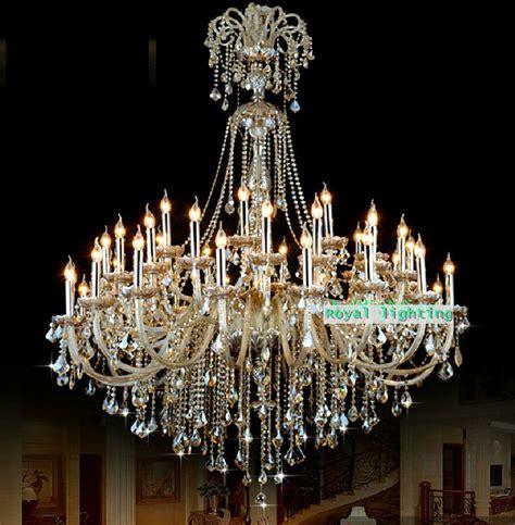 large chandeliers big vast 45 pcs led chandeliers for duplex building ballroom church xl great large retro cognac