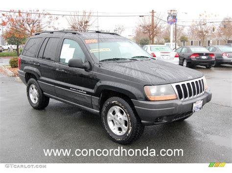 2000 Jeep Grand Limited 4x4 2000 Black Jeep Grand Laredo 4x4 23836948