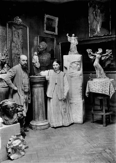 L'ATELIER DE PEINTURE D'ANTOINE BOURDELLE | Musée Bourdelle