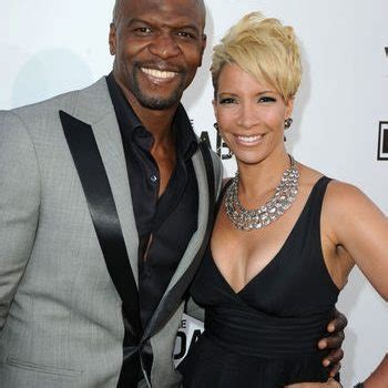 terry crews wife terry crews reveal porn addiction wife rebecca stayed
