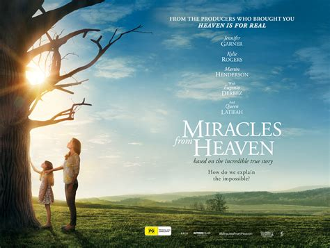 Miracles From Heaven Miracles From Heaven Au Home