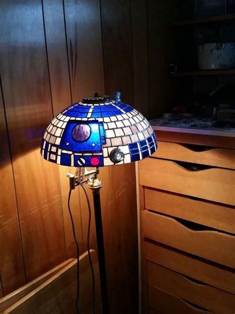 star wars  tiffany style lamp shade star wars star