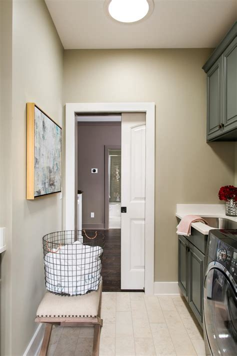 Pictures of the HGTV Smart Home 2016 Laundry Room   HGTV