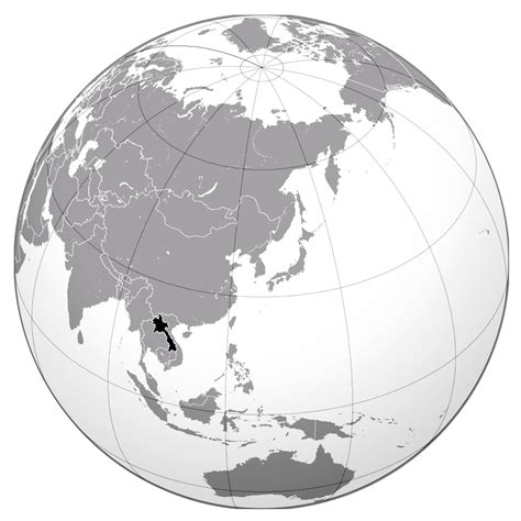 laos on the world map maps of laos detailed map of laos in tourist