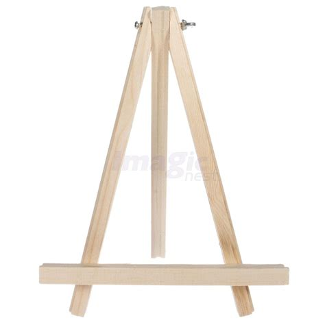 9inch artist easel wood tripod table top display photos