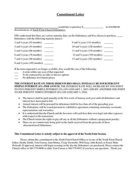 what is a commitment letter when buying a house mortgage loan letter sle 28 images free sle hardship letter for loan modification
