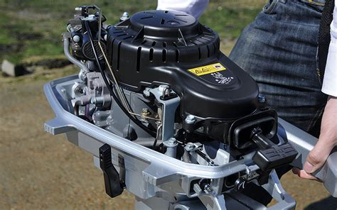 5hp honda motor the ultimate 5hp outboard engine test page 5 of 7