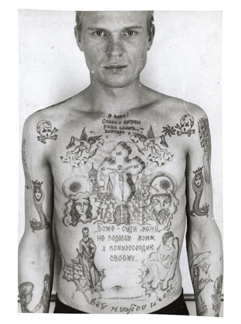 Can You Travel To Russia With A Criminal Record Usa The Visual Encyclopedia Of Russian Prison Tattoos Vice United States