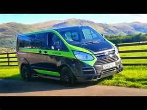 ford transit custom m sport clip 4 drivetribe   transittribe