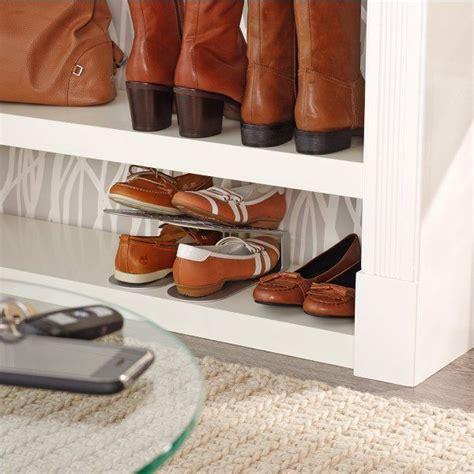 Range Chaussures Gain De Place by Range Chaussures Gain De Place Gris Achat Vente