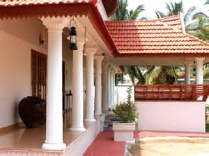 veranda design for small house beautiful traditional nalukettu model kerala house plan