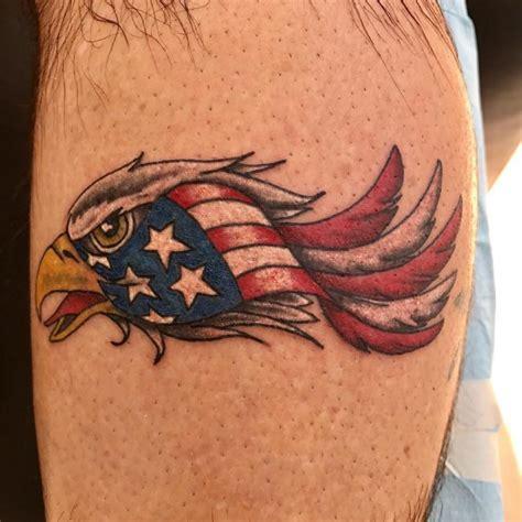 85 Best Patriotic American Flag Tattoos I Love Usa 2018 Patriotic Tattoos