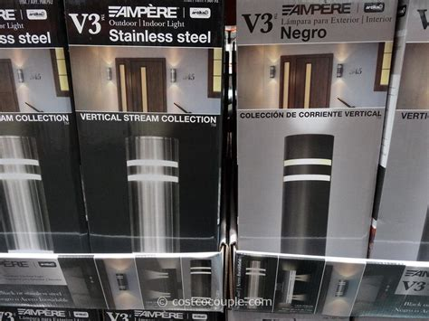 costco indoor outdoor lights v3 ere indoor outdoor vertical collection