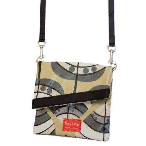 walking bag oilcloth walking bag by poppy rufus notonthehighstreet