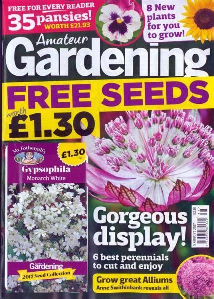 best gardening magazines best gardening magazines top 10 garden magazines better