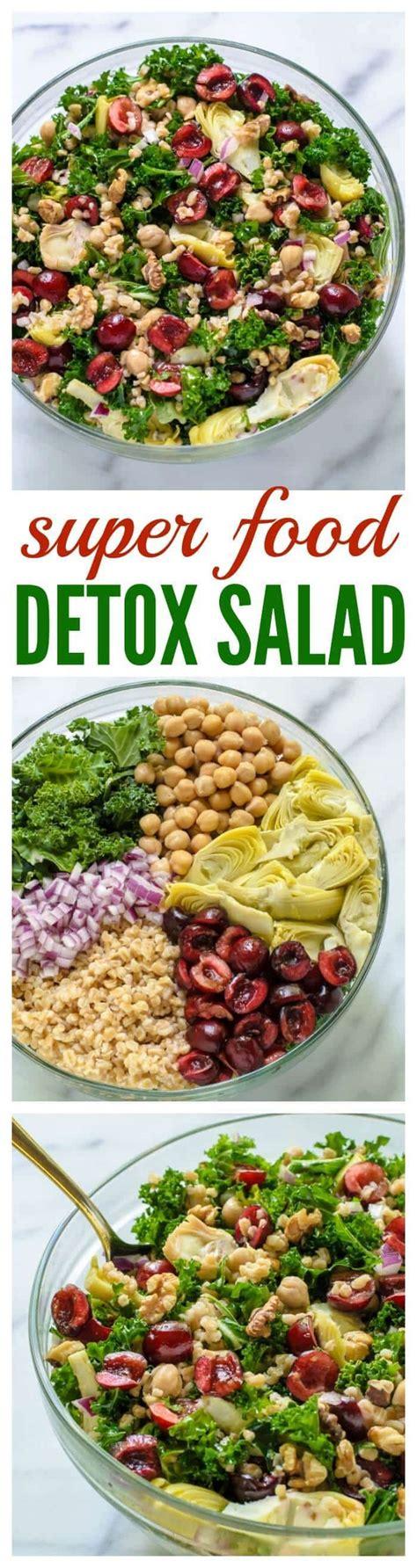 Whole Foods Detox Salad Nutrition by Kroger Superfood Salad