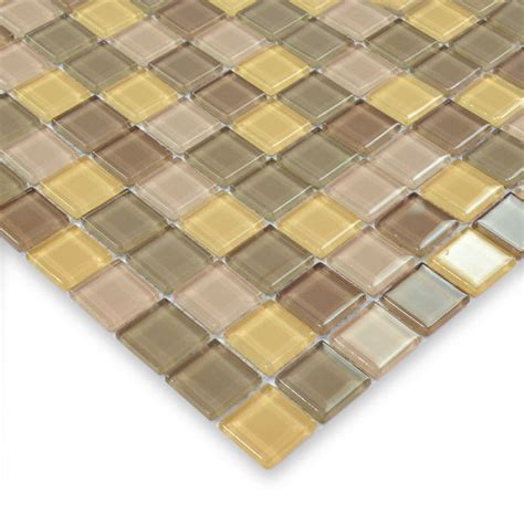 glass mosaic tile sheets crystal glass swimming pool tiles