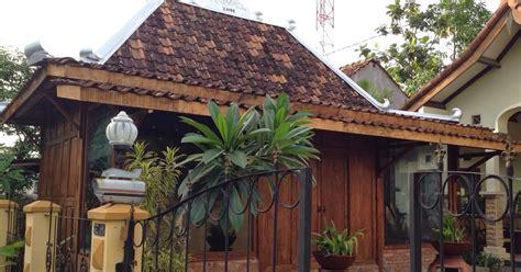 layout rumah limasan pembangunan rumah di krapyak kulon yogyakarta rumah