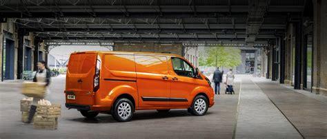 orange ford transit der neue ford transit custom ford de