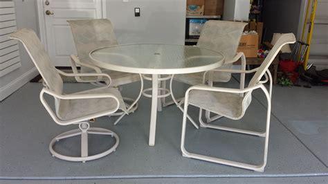 samsonite patio furniture patio samsonite patio furniture home interior design