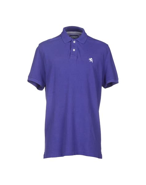 Tshirt Ralph Trl01 Buy Side express polo shirt in purple for lyst