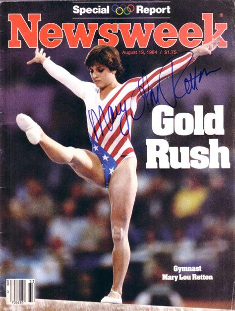image mary lou retton 244783a jpg olympics wiki fandom powered mary lou retton autographed 1984 olympics newsweek