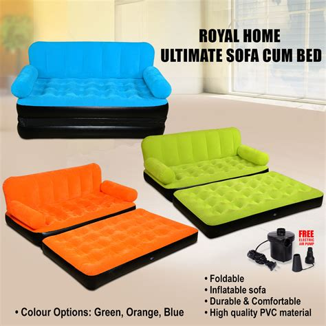 sofa come bed design with price buy royal home ultimate sofa bed online at best price