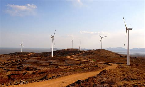Power O Cina china aims for 100 gw of wind power by 2020