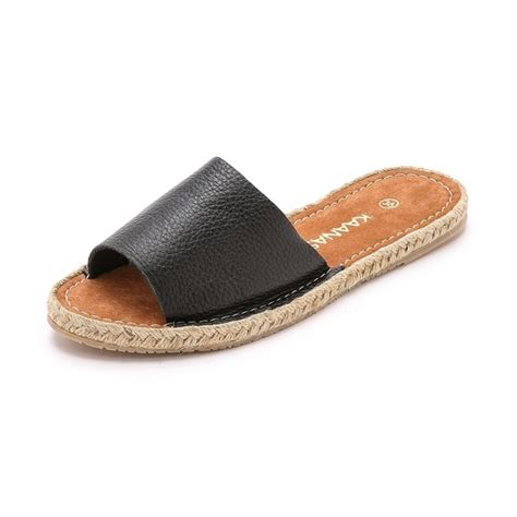 kaanas shoes 42 kaanas shoes kaanas leather slide sandals size