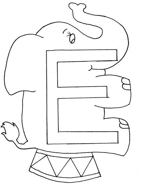 e coloring pages preschool preschool letter e coloring pages coloring pages
