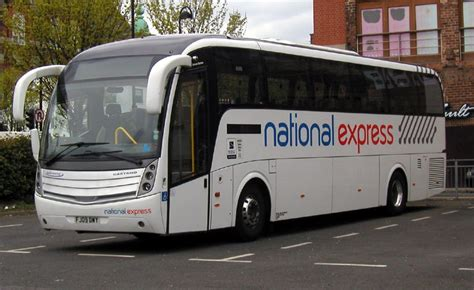 national couch bus and coach photos national express caetano levante