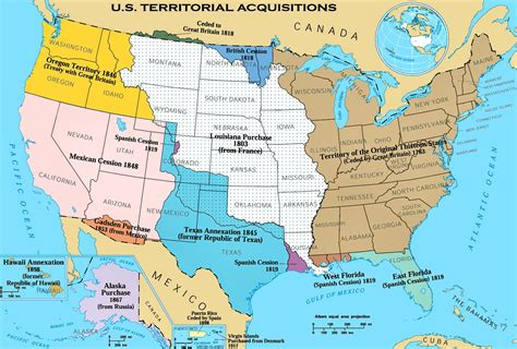 united states image history of united states territorial expansion