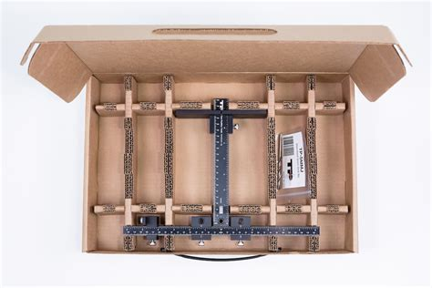 best cabinet hardware jig tp 1934 basic package true position drill guide microfence