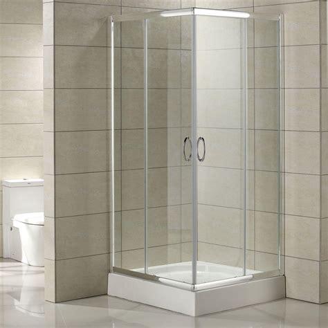 34 Quot X 34 Quot Torres Corner Double Door Shower Enclosure Bathroom Corner Showers