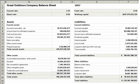simple income statement template spreadsheet templates