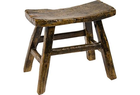 Japanese Stool by Antique Japanese Stool