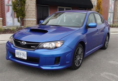 subaru blue 2015 subaru impreza wrx luxury things