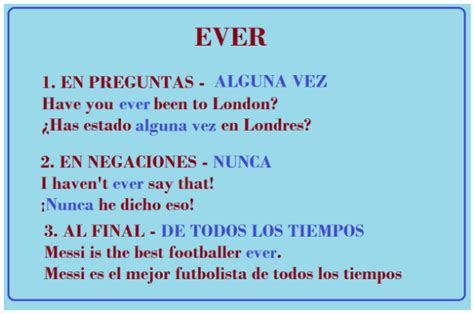 preguntas con have you ever 161 aprueba tu examen de ingl 233 s usos de ever aprende con