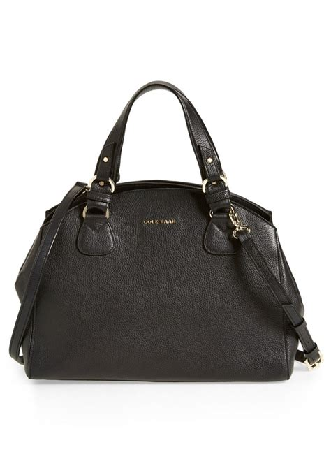 Cole Haan Dome Satchel Bag by Cole Haan Cole Haan Dome Satchel Handbags Shop It To Me