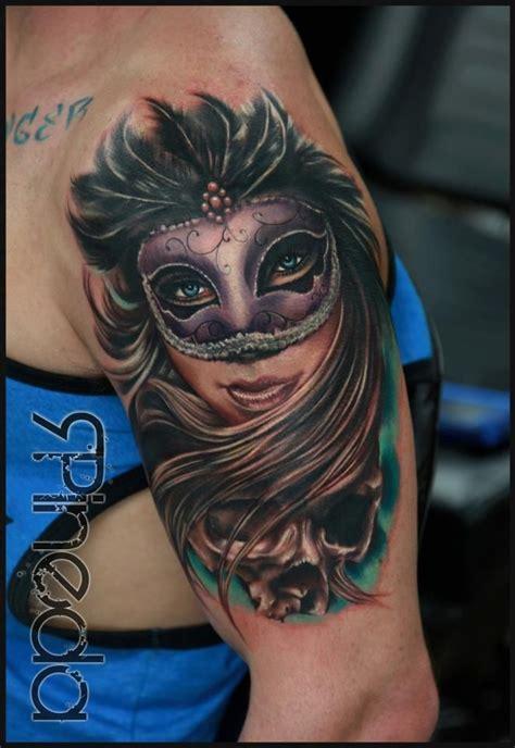 masquerade mask tattoo masquerade mask mask tat