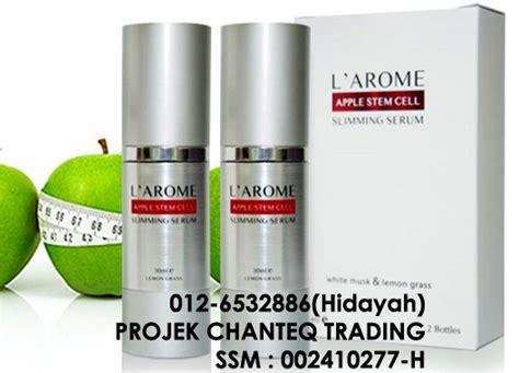 Slimming Kinara Bakar Lemak Original l arome apple stem cell slimming serum