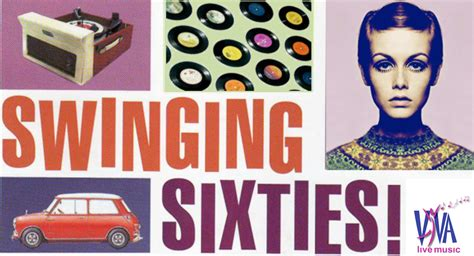 swing sixties swinging sixties viva live music
